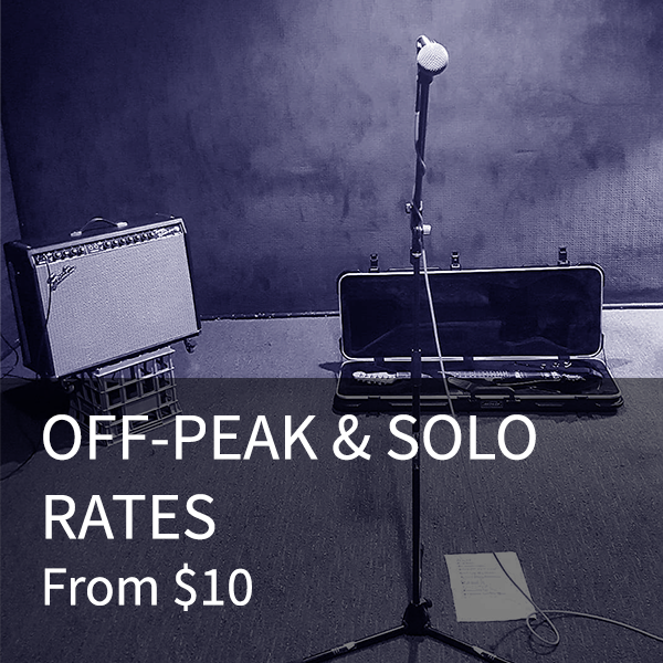 Solo and off-peak rates